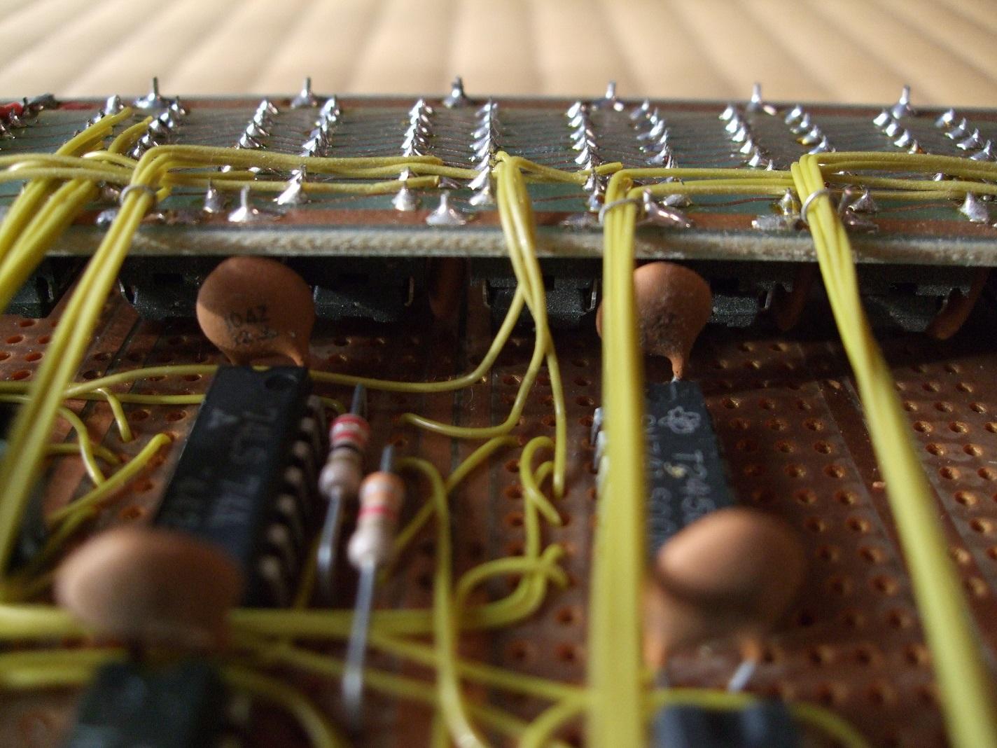 D-RAM module