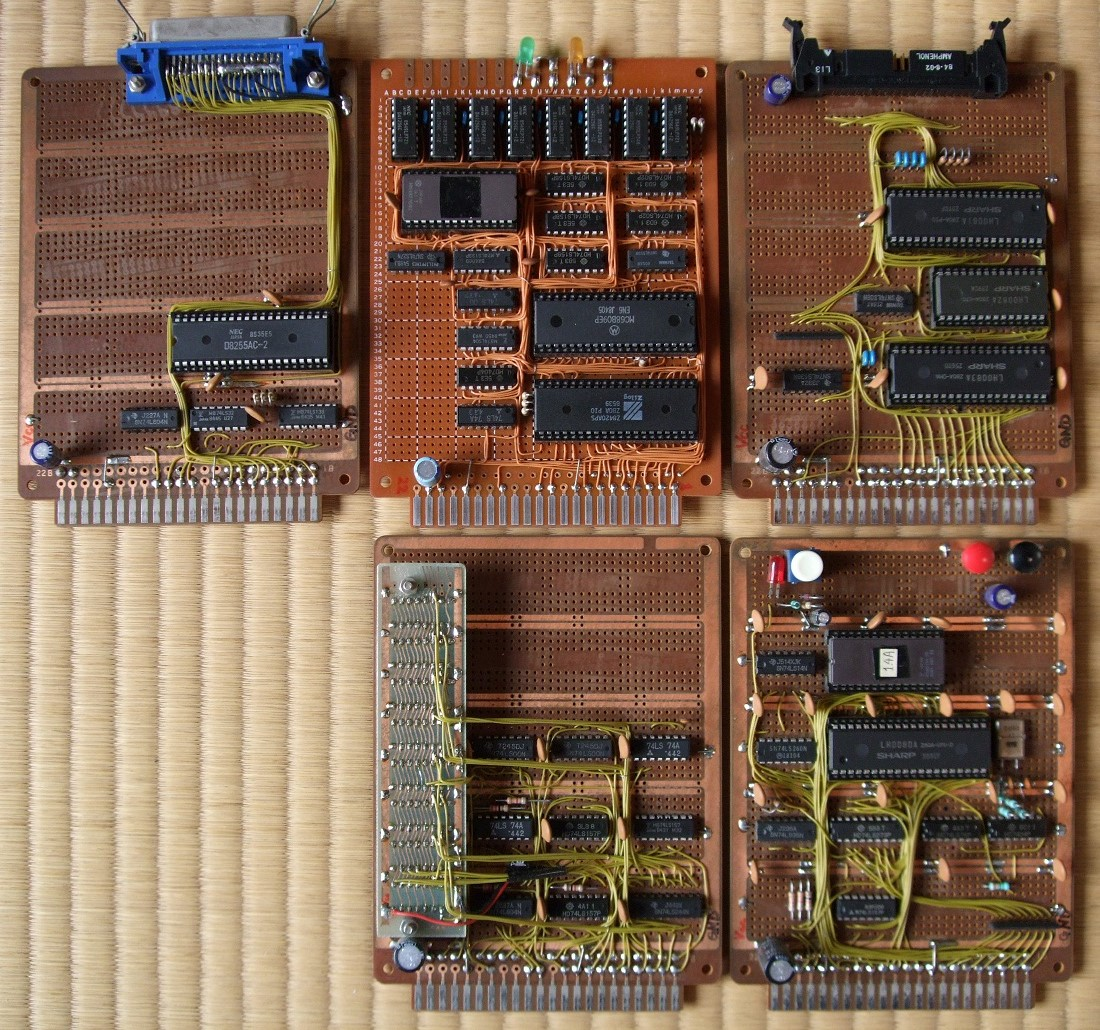 HZ80 boards