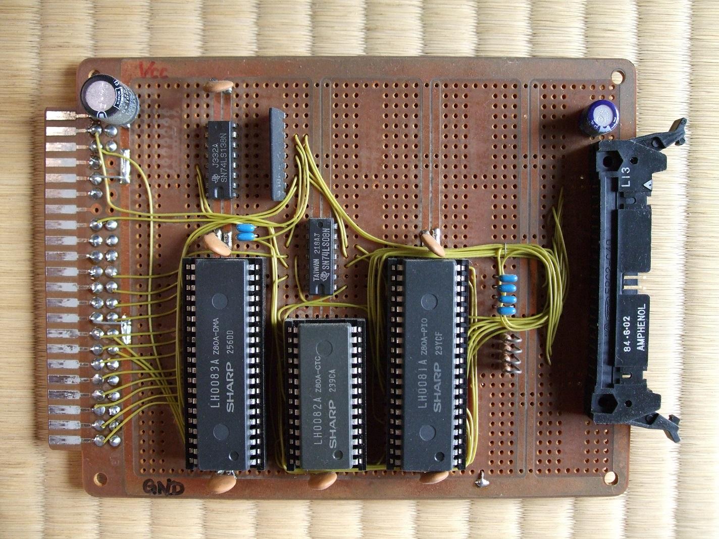 I/O board