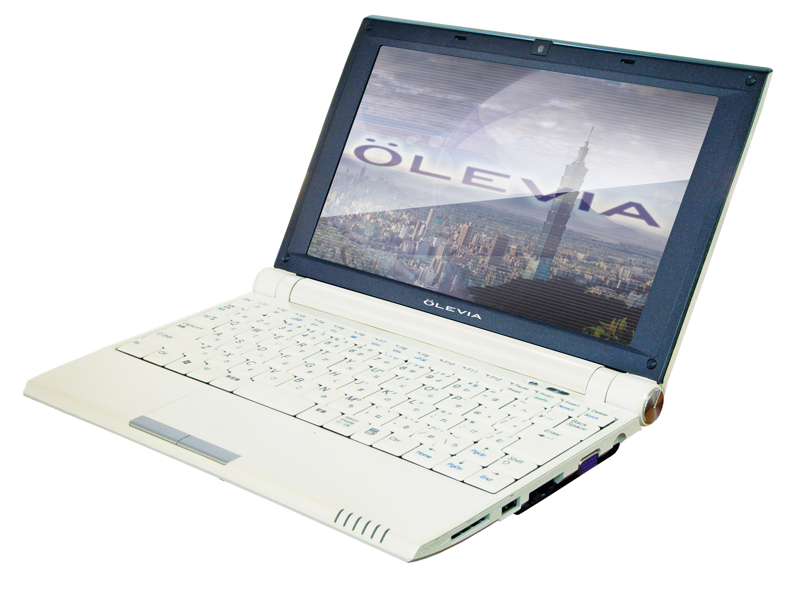 "Olevia X10A 10.1"" notebook"